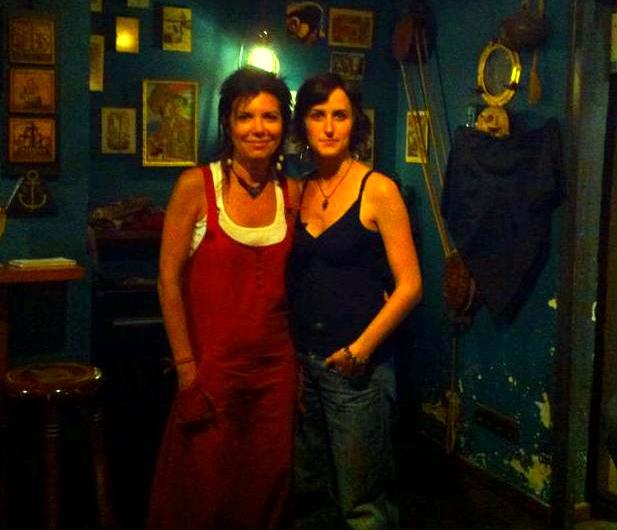 Alicia i Inés